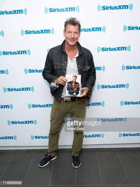 Ty Pennington visits the SiriusXM Studios on May 15 2019 in New York City