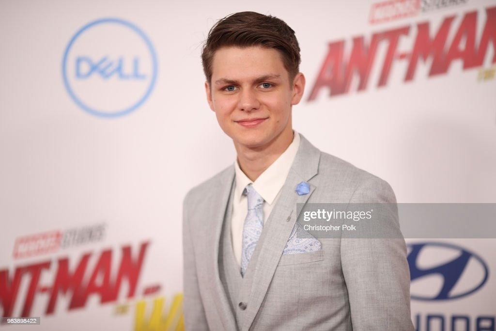 """Premiere Of Disney And Marvel's """"Ant-Man And The Wasp"""" - Arrivals : News Photo"""