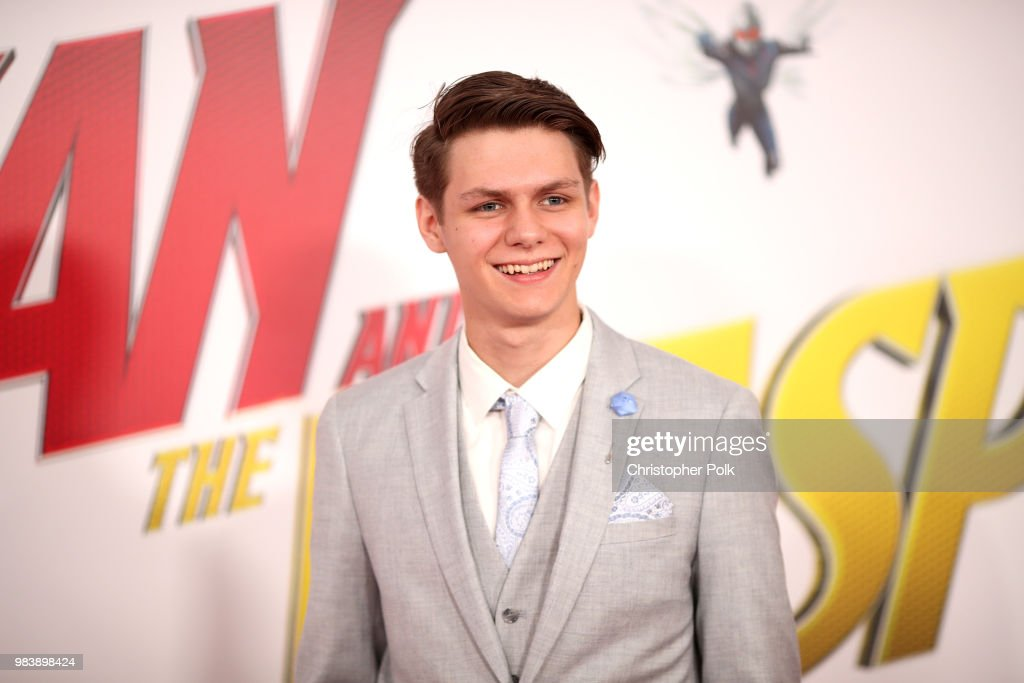 "Premiere Of Disney And Marvel's ""Ant-Man And The Wasp"" - Arrivals : News Photo"
