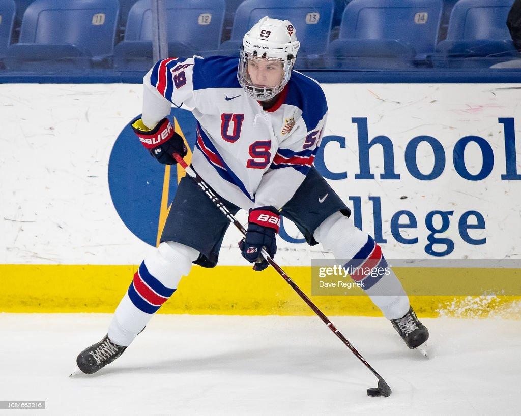 2018 Under-17 Four Nations Tournament - USA vs Slovakia : News Photo