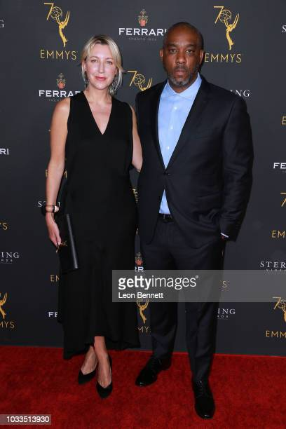 Ty Stiklorius and Mike Jackson attend the Television Academy Honors Emmy Nominated Producers at Montage Beverly Hills on September 14 2018 in Beverly...