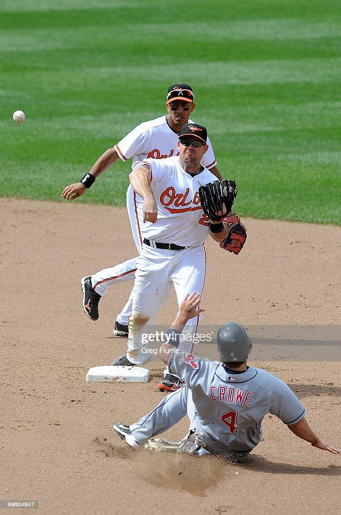 Cleveland Indians v Baltimore Orioles