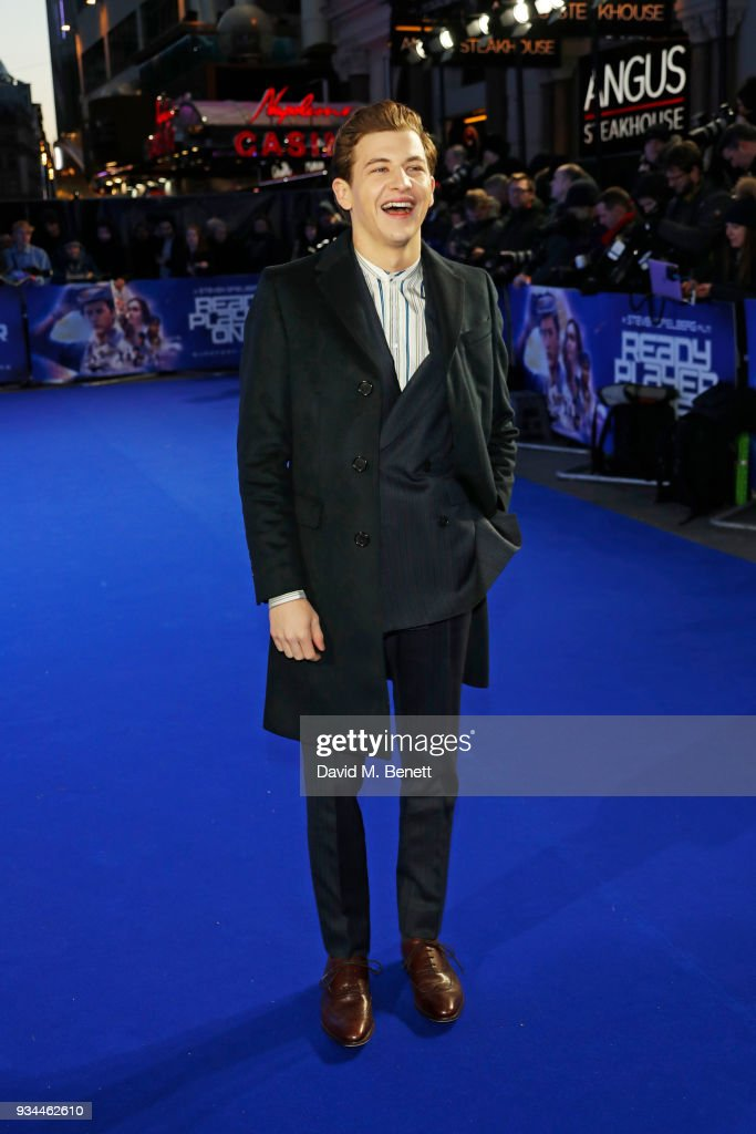 """Ready Player One"" - European Premiere - VIP Arrivals"