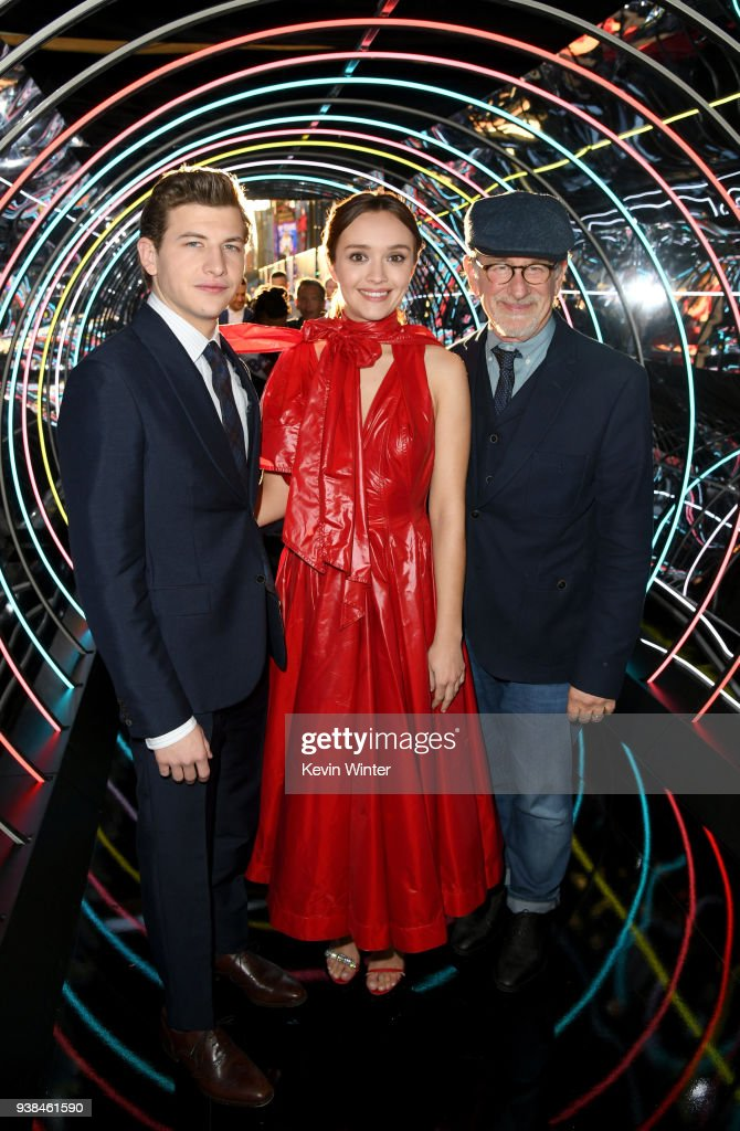 The Premiere of Ready Player One