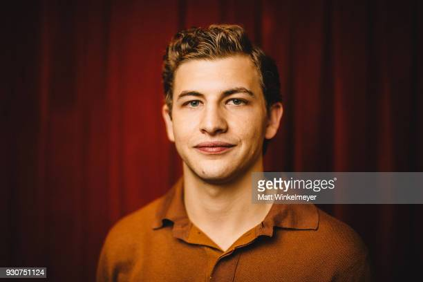 Tye Sheridan poses for a portrait at the 'Ready Player One' Premiere 2018 SXSW Conference and Festivals at Paramount Theatre on March 11 2018 in...