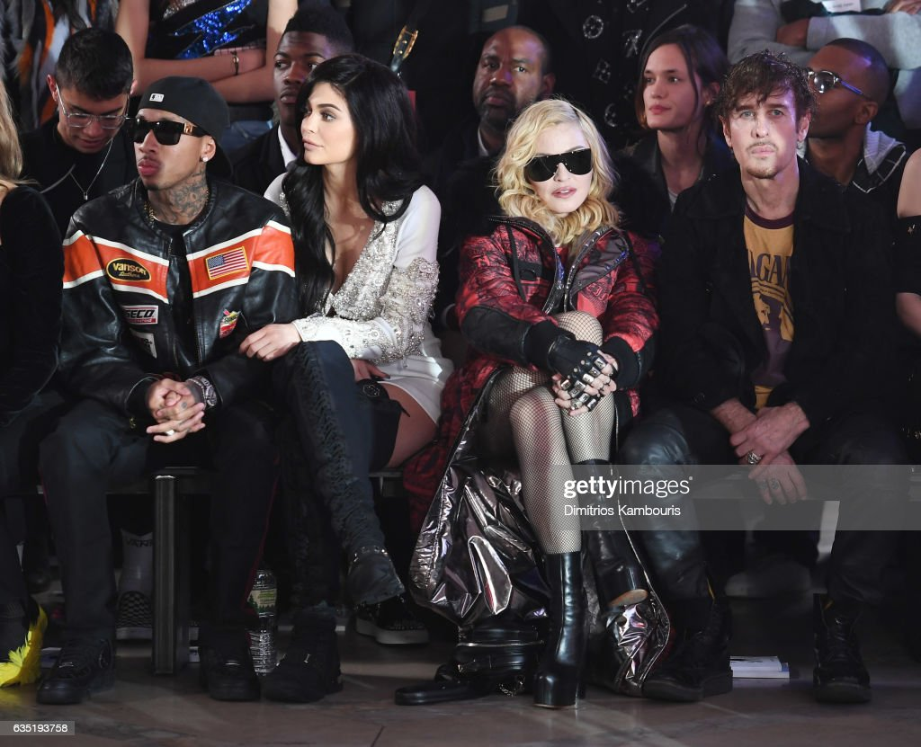Philipp Plein Fall/Winter 2017/2018 Women's And Men's Fashion Show - Front Row : News Photo