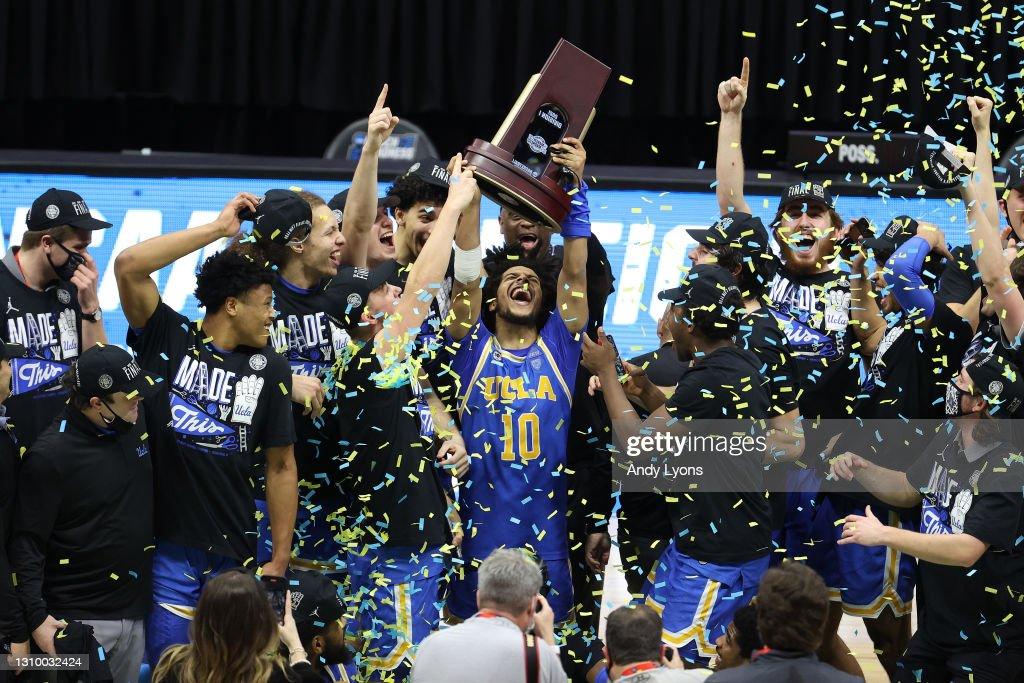 UCLA v Michigan : ニュース写真