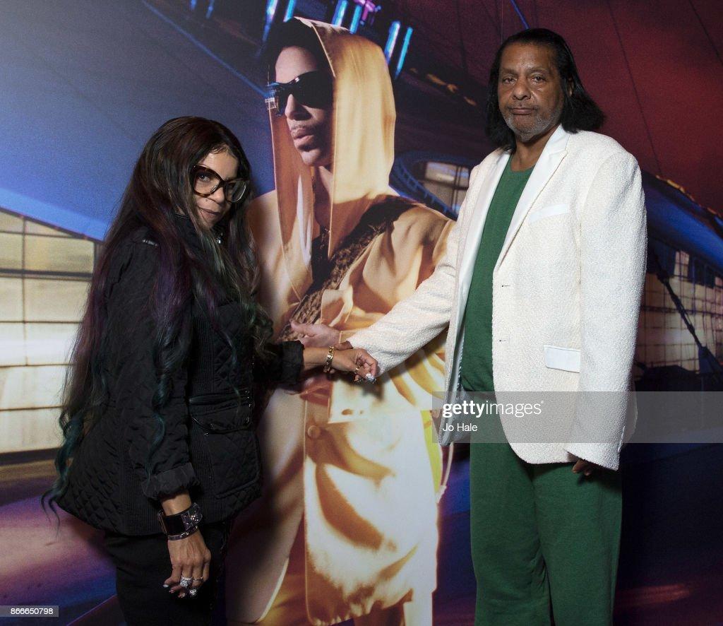 4585329ae Tyka Nelson, Prince's sister and Alfred Jackson, Prince's half ...
