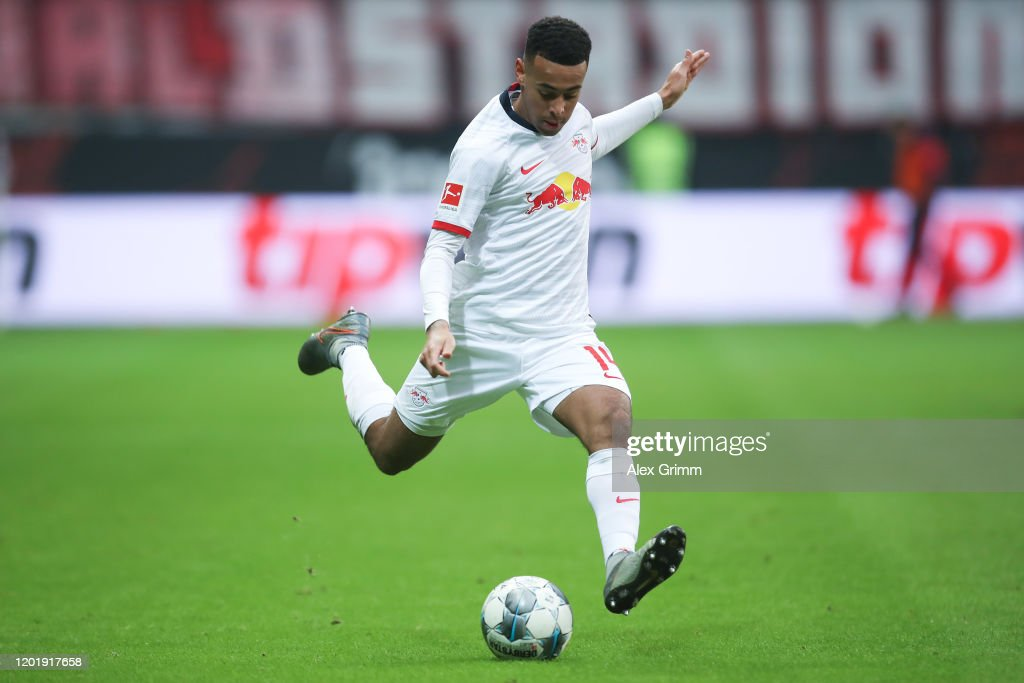Eintracht Frankfurt v RB Leipzig - Bundesliga : News Photo