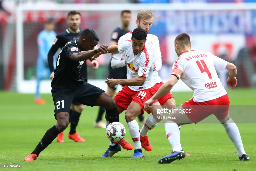 DEU: RB Leipzig v FC Augsburg - Bundesliga