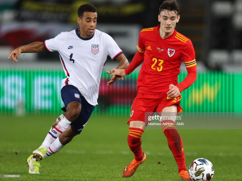 Wales v USA - International Friendly : News Photo