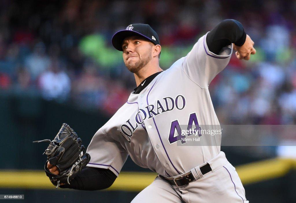 Colorado Rockies v Arizona Diamondbacks : News Photo