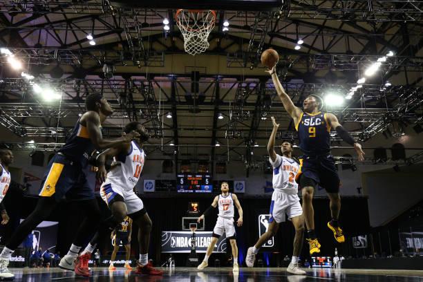 FL: Westchester Knicks v Salt Lake City Stars