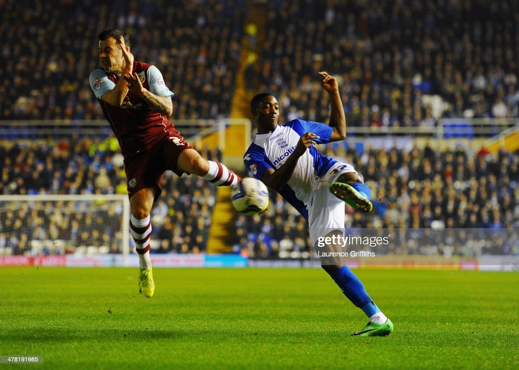 Birmingham City v Burnley - Sky Bet Championship : ニュース写真