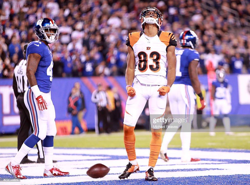 Tyler Boyd NFL Jersey