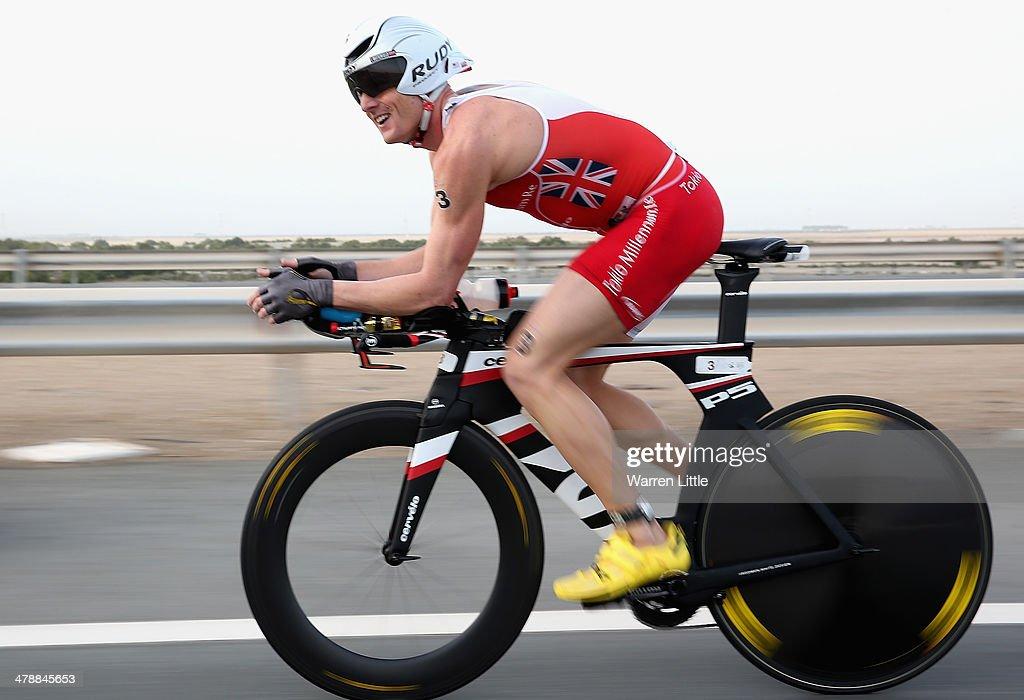 Abu Dhabi Triathlon : News Photo