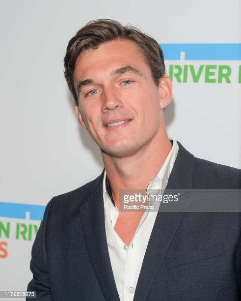 Tyler Cameron attends Hudson River Park Gala at Cipriani South Street
