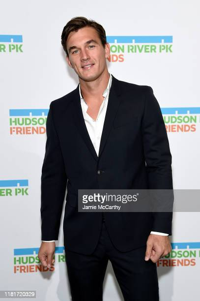 Tyler Cameron attends the Hudson River Park Annual Gala at Cipriani South Street on October 17 2019 in New York City