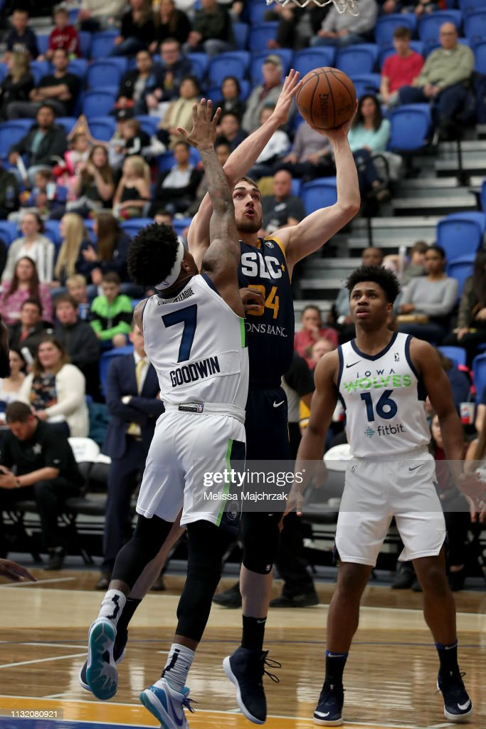 UT: Iowa Wolves v Salt Lake City Stars