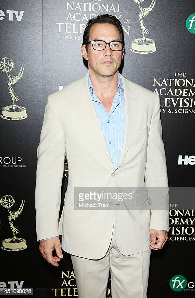 Tyler Christopher arrives at the 41st Annual Daytime Emmy Awards held at The Beverly Hilton Hotel on June 22 2014 in Beverly Hills California