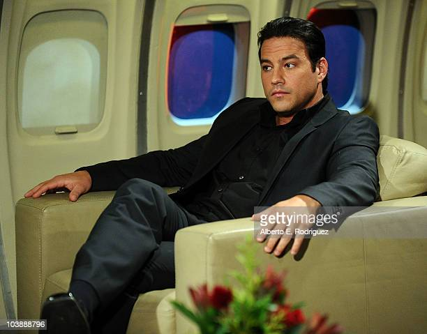 Tyler Christopher in a scene that airs the week of September 27, 2010 on ABC's GENERAL HOSPITAL .