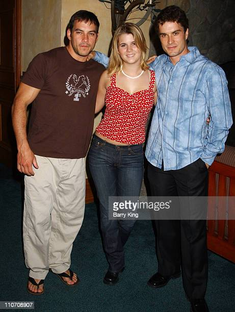 Tyler Christopher Lindze Letherman and Rick Hearst