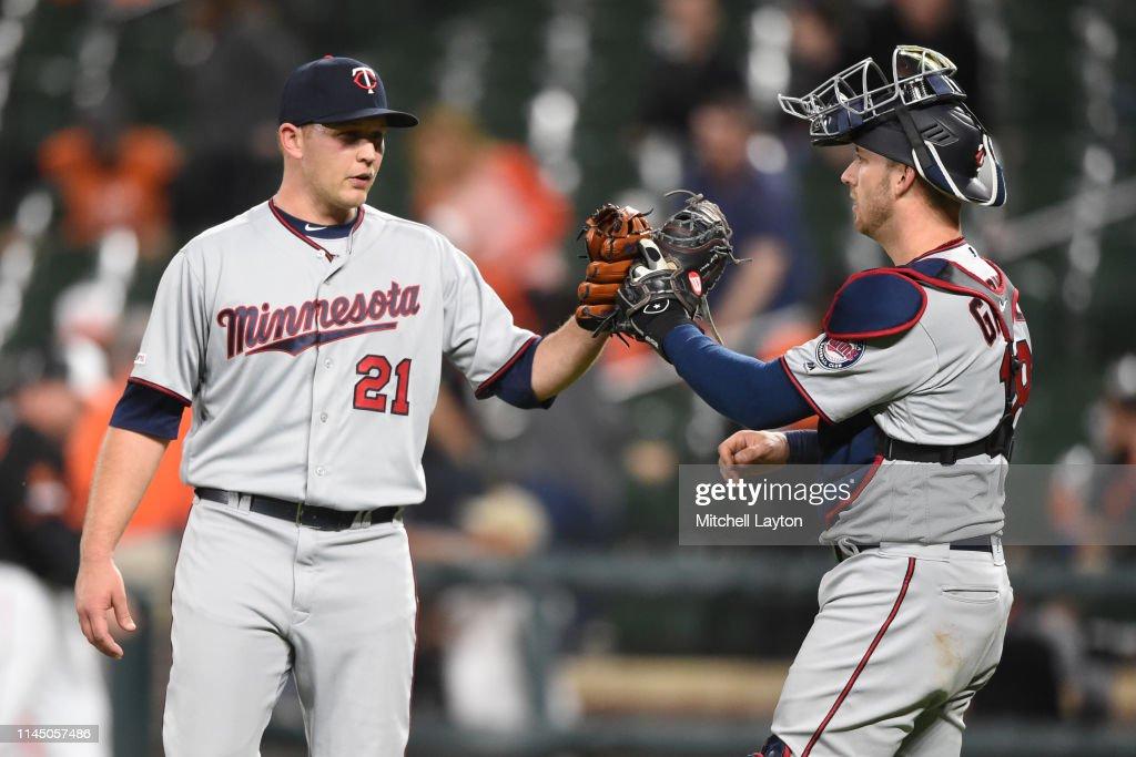 Minnesota Twins v Baltimore Orioles - Game Two : News Photo