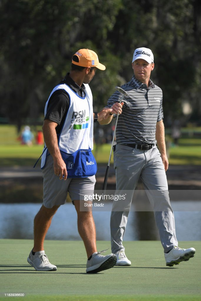 The RSM Classic - Round Two : News Photo