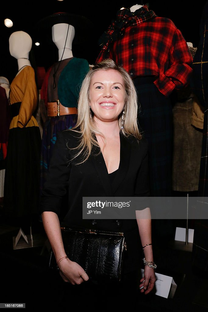 Tyler Ellis attends 'Perry Ellis: An American Original' By Jeffrey Banks book launch hosted by the CFDA, Perry Ellis and Parsons the New School for Design on October 17, 2013 in New York City.