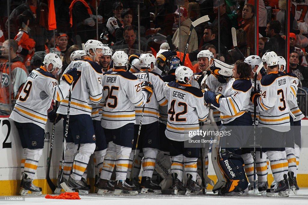 Buffalo Sabres v Philadelphia Flyers - Game Five