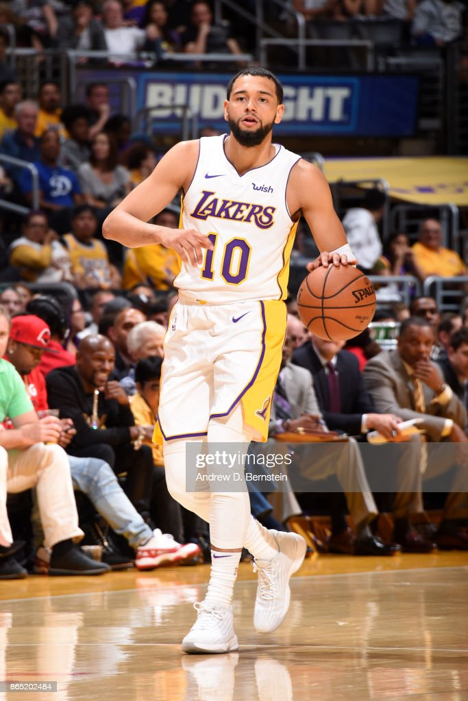 New Orleans Pelicans v Los Angeles Lakers