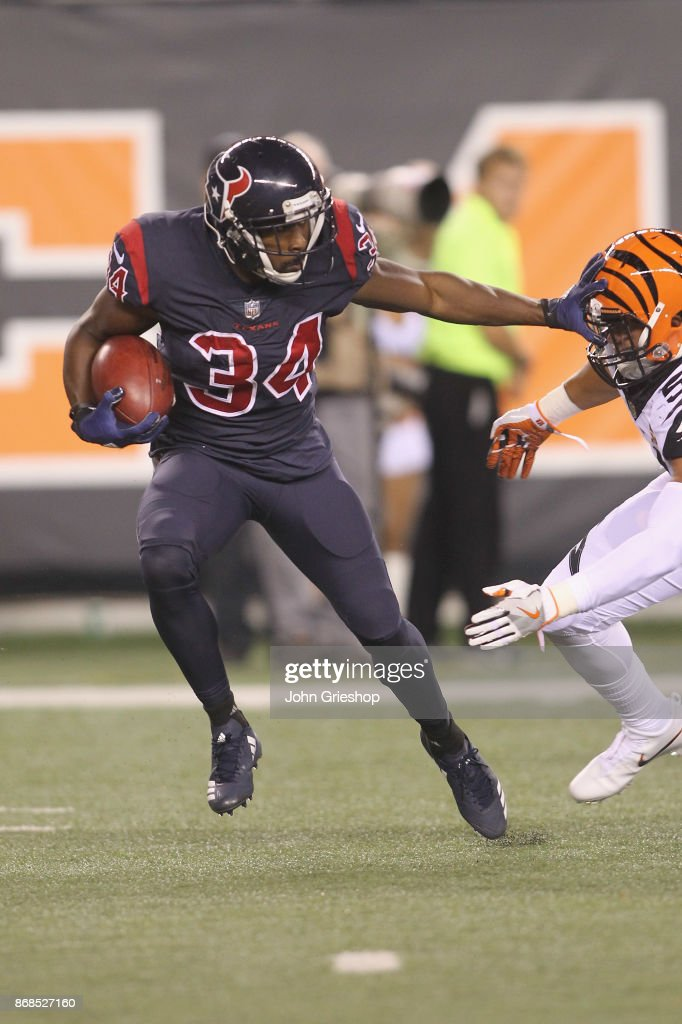 Houston Texans vCincinnati Bengals