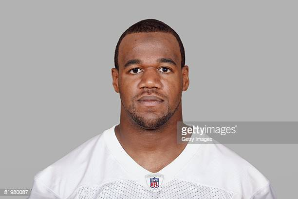 Tyler Everett of the Dallas Cowboys poses for his 2008 NFL headshot at photo day in Irving Texas