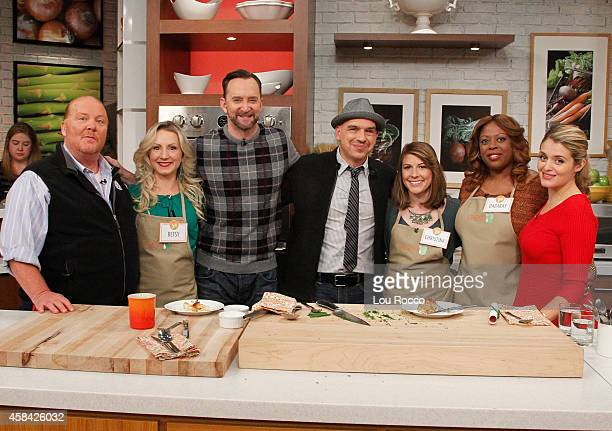 THE CHEW Tyler Florence is the guest today Tuesday November 4 2014 on ABC's 'The Chew' 'The Chew' airs MONDAY FRIDAY on the ABC Television Network OZ