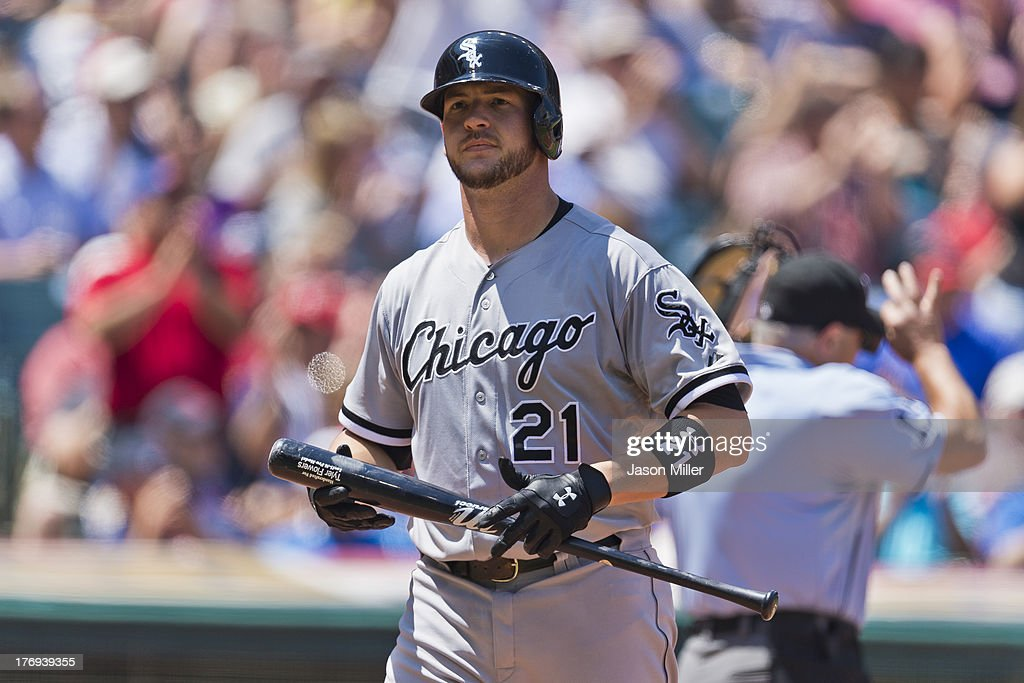 Chicago White Sox v Cleveland Indians : News Photo