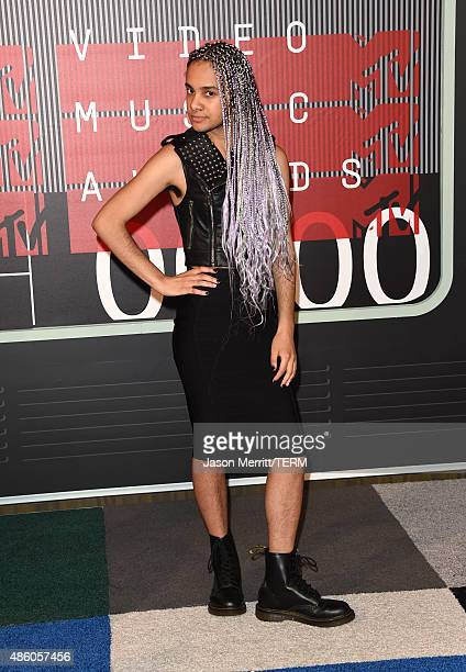Tyler Ford attends the 2015 MTV Video Music Awards at Microsoft Theater on August 30 2015 in Los Angeles California