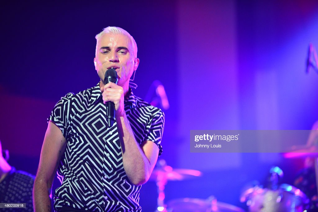 Neon Trees Perform At Revolution