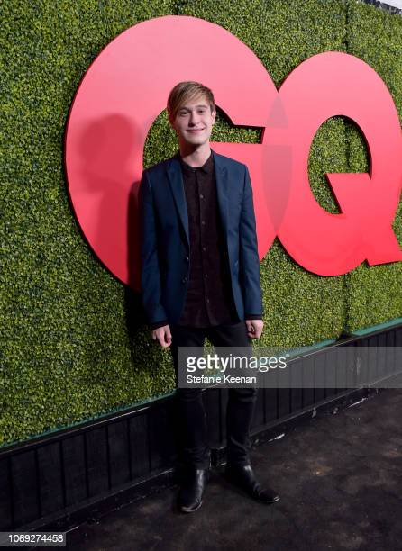 Tyler Henry attends the 2018 GQ Men of the Year Party at a private residence on December 6 2018 in Beverly Hills California