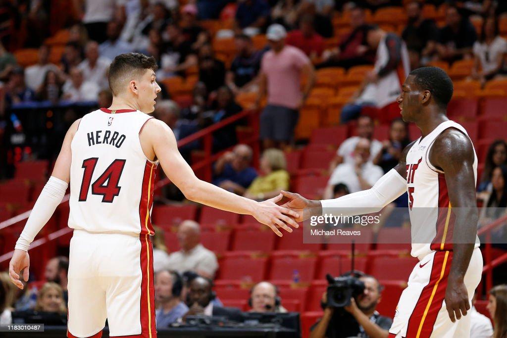 Memphis Grizzlies v Miami Heat : News Photo