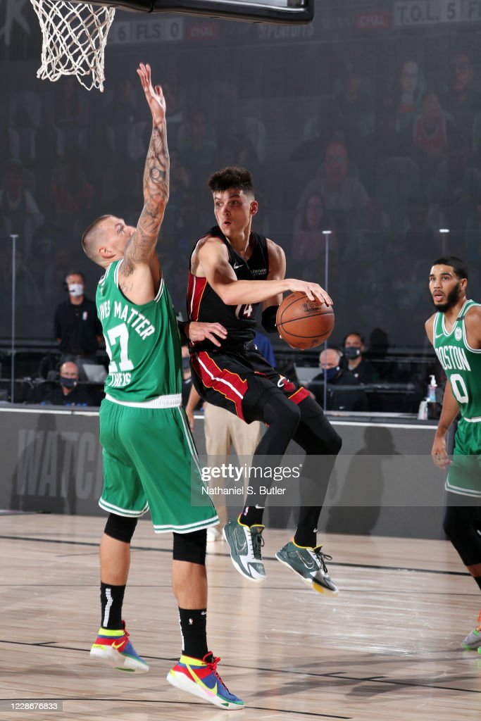 Boston Celtics v Miami Heat - Game Four : News Photo