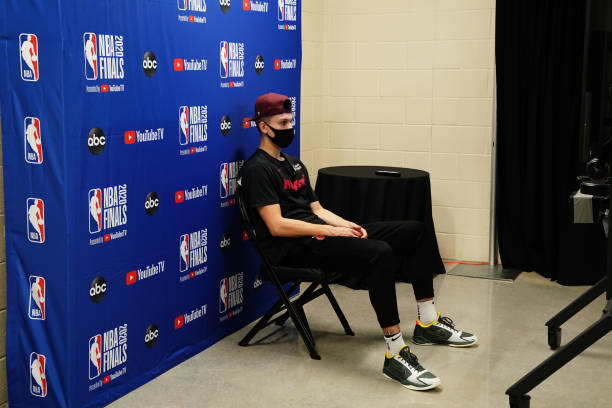 FL: 2020 NBA Finals - Practice and Media Availability