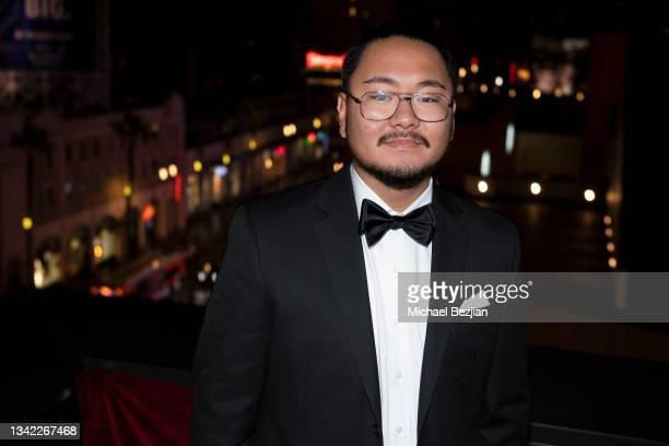 Tyler Heydon arrives at 17th Annual Oscar-Qualifying HollyShorts Film Festival Opening Night at Japan House Los Angeles on September 23, 2021 in Los...