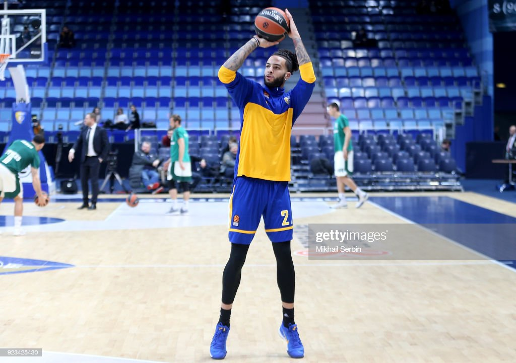 Khimki Moscow Region v Panathinaikos Superfoods Athens - Turkish Airlines EuroLeague