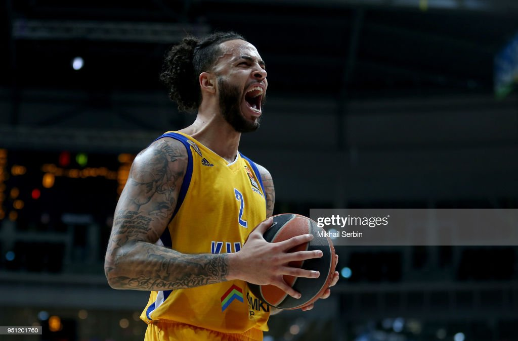 Khimki Moscow Region v CSKA Moscow - Turkish Airlines Euroleague Play off Game Three : News Photo