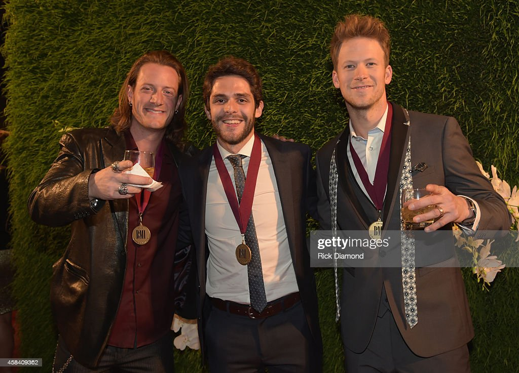 BMI 2014 Country Awards - Red Carpet : News Photo