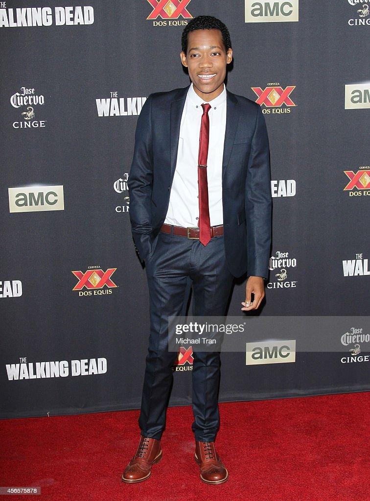"""AMC's """"The Walking Dead"""" Season 5 Premiere"""