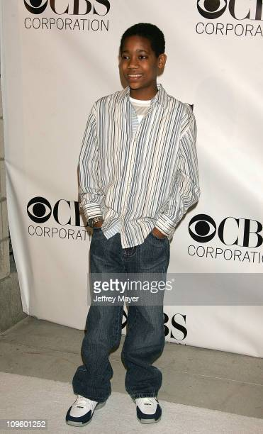 Tyler James Williams during CBS/Paramount/UPN/Showtime/King World 2006 TCA Winter Press Tour Party - Arrivals at The Wind Tunnel in Pasadena,...