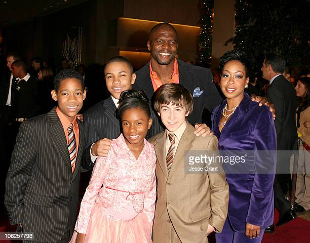 Tyler James Williams Tequan Richmond Terry Crews Tichina Arnold Imani Hakim and Vincent Martella