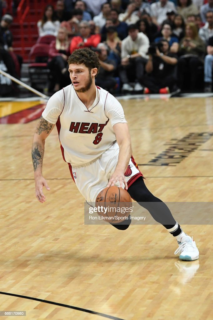 New York Knicks v Miami Heat : News Photo