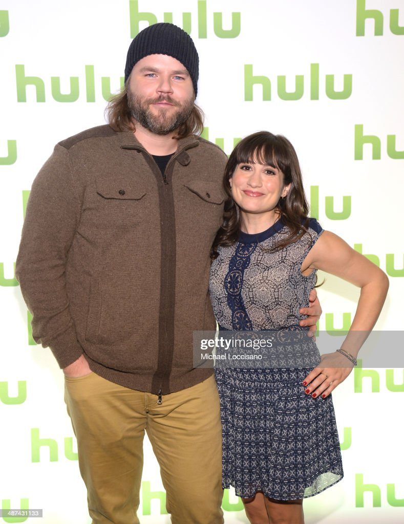 Hulu's Upfront Presentation : News Photo